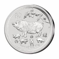 Australien 1$ Silber 2019