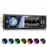 Autoradio 1DIN Bluetooth