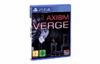 Axiom Verge [PlayStation