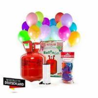 Ballongas Helium im Set
