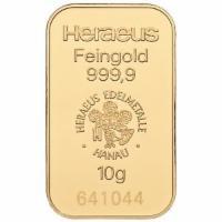 Barren Gold 10 g