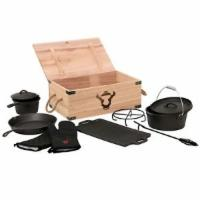 BBQ-Toro Dutch Oven Set