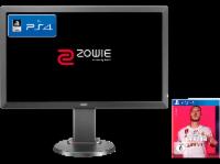 BENQ ZOWIE RL2455TS + PS4