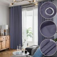 Blackout Gardine Vorhang