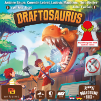 Board Game Box -