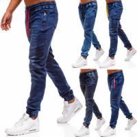 BOLF Herren Hose Jeans