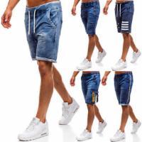 BOLF Herren Shorts Jeans