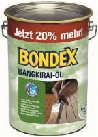 BONDEX Bangkirai Öl 4,8