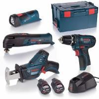 Bosch 4-Tool 10,8V