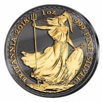 Britannia 2018 Silber 1