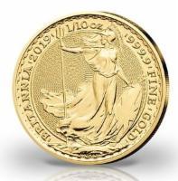 Britannia Gold 1/10 oz