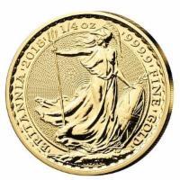 Britannia Gold 1/4 oz