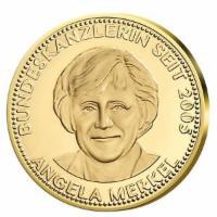 Bundeskanzlerin Angela