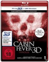 Cabin Fever 1-3 Horror 3D