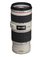 CANON 70 - 200 mm f/4 EF,