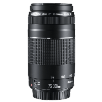 CANON 75 - 300 mm f/4-5.6