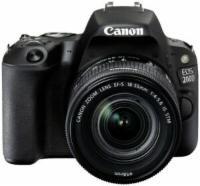 Canon EOS 200D + EF-S
