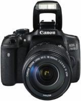 Canon EOS 750D + 18-135