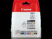 CANON PGI-580PGBK/CLI-581