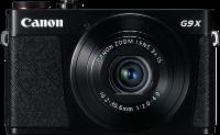 CANON PowerShot G9 X, 3x
