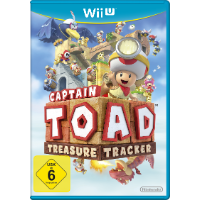 Captain Toad Treasure
