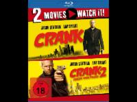 Crank 1 + 2 [Blu-ray]