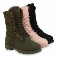 Damen Winter Boots Warm
