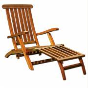 Deckchair Holz