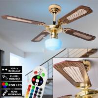 Decken Ventilator LED