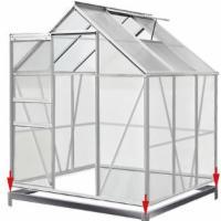 Deuba® Gewächshaus 3,7m²