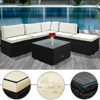 DEUBA® Poly Rattan Lounge