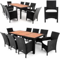 Deuba® Sitzgruppe Poly