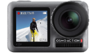 DJI Osmo Action, Action