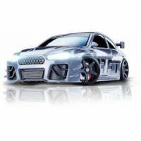 DR!FT Silver V8 Sport
