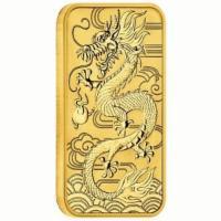 Drachen Gold 1 oz Münze