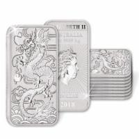 Drachen Silber 1 oz