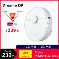 Dreame D9 Saugroboter
