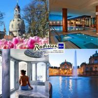Dresden 3 Tage Radisson