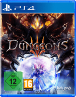 Dungeons 3 - PlayStation