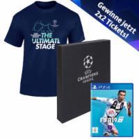EA FIFA 19 UEFA Champions