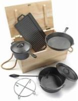 El Fuego Dutch Oven Set,