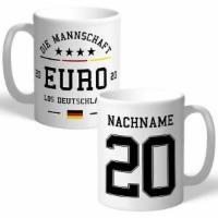 EM Tasse Deutschland Euro