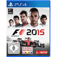 F1 2015 - PlayStation 4 -