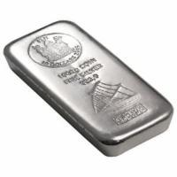 Fiji Münzbarren Silber 1