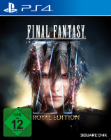 Final Fantasy XV Royal