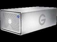G-TECHNOLOGY G-RAID™ mit