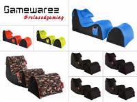 Gamewarez Sitzsack Set