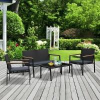 Garten Möbelset 4-teilige