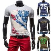 Glo-Story T-Shirt Herren