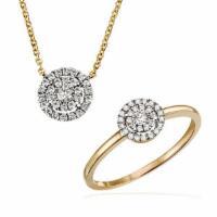 Goldmaid Kette oder Ring
